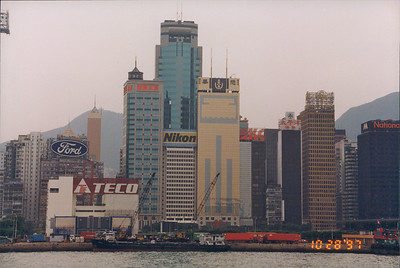 Hong Kong - October 1997