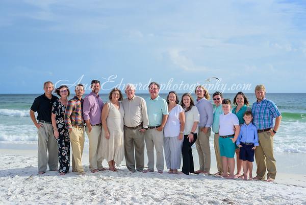 The Wright family '21     Panama City Beach