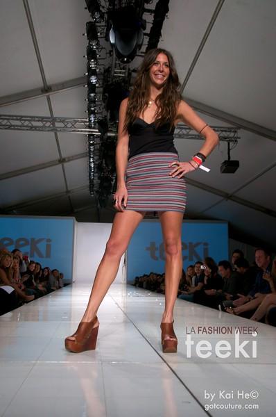 LA Fashion Week 2010: Tekki