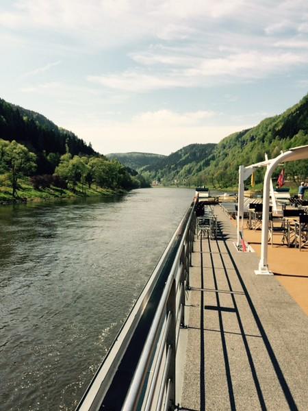 On the Elbe - Rand Mirante '70 (b)