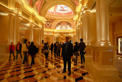 Macau, China - Asian I-Gaming Congress 2008