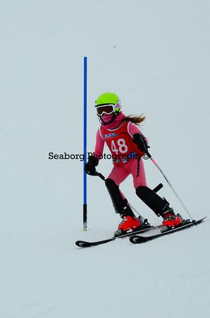 Slalom U14 & Under Girls