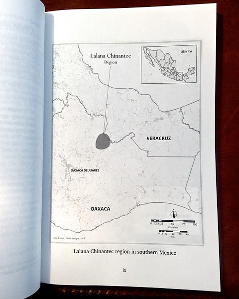 Lalana Chiantec Region Map