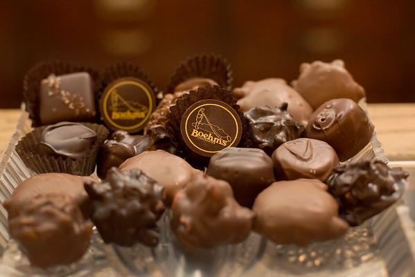 Boehm's Chocolates of Poulsbo