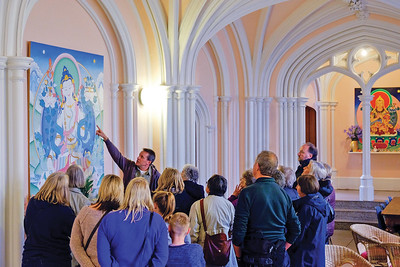 Group Tour of Conishead Priory and Temple