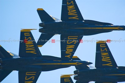 Blue Angels at Seafair