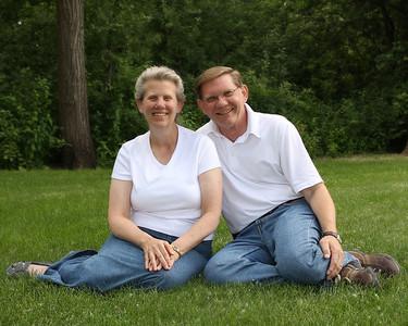 Larry & Karen's Family