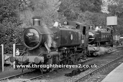 Hawksworth '1500' class BR & Preservation