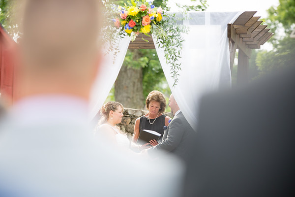 Kristin and Christopher Wedding