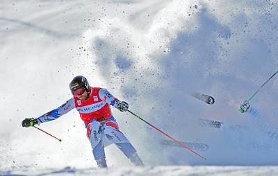 Audi FIS Ski Cross World Cup Blue Mountain