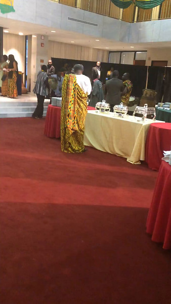 Ghana Independence Day 2015 @ DC Embassy