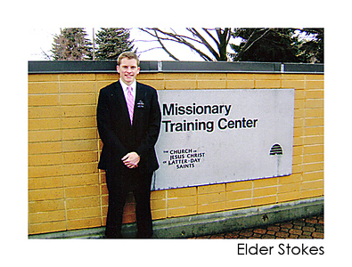 Elder Stokes Misson