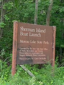 Sherman Island Boat Launch 2021