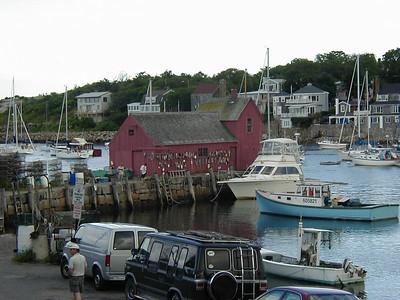 Maine - New Hampshire - 2001