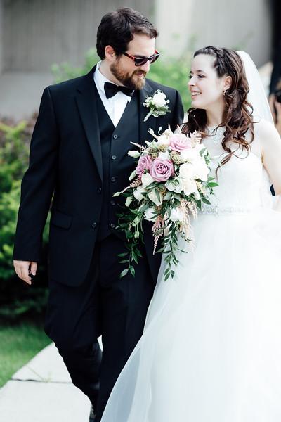 The Wedding of Brandon Meeks and Stephanie Lebeau