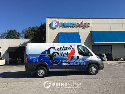 Central City Heating & Air Conditioning 2016-05-04