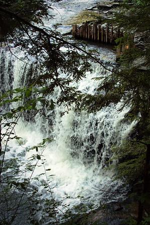 Buttermilk Falls Camping