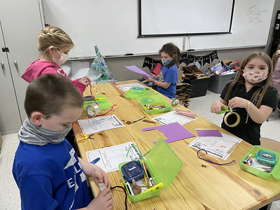 Makerspace Sleds