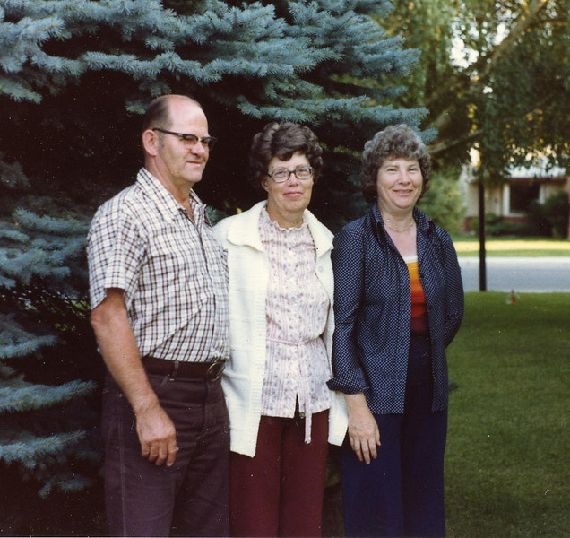 Connie, Joyce and Jean