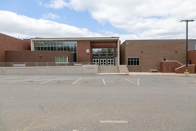 Langley High School Renovation Update April 2018