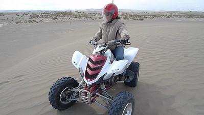 CV Dunes October 2011