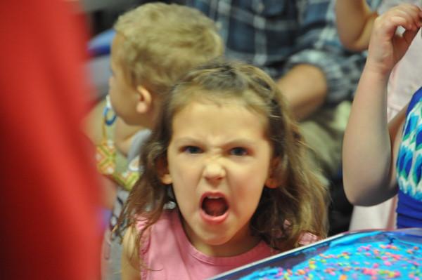 2015, Olivia's Birthday