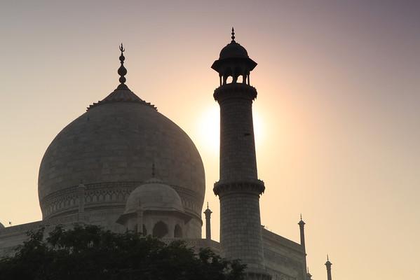 Taj Mahal - October 2012