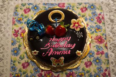 Ammu's Birthday 2013