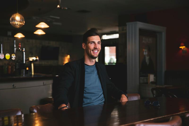 Steven Finn for The Cricketer