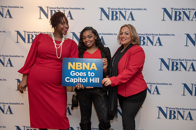 32th National Black Nurses Day on Capitol Hill 2.6.20