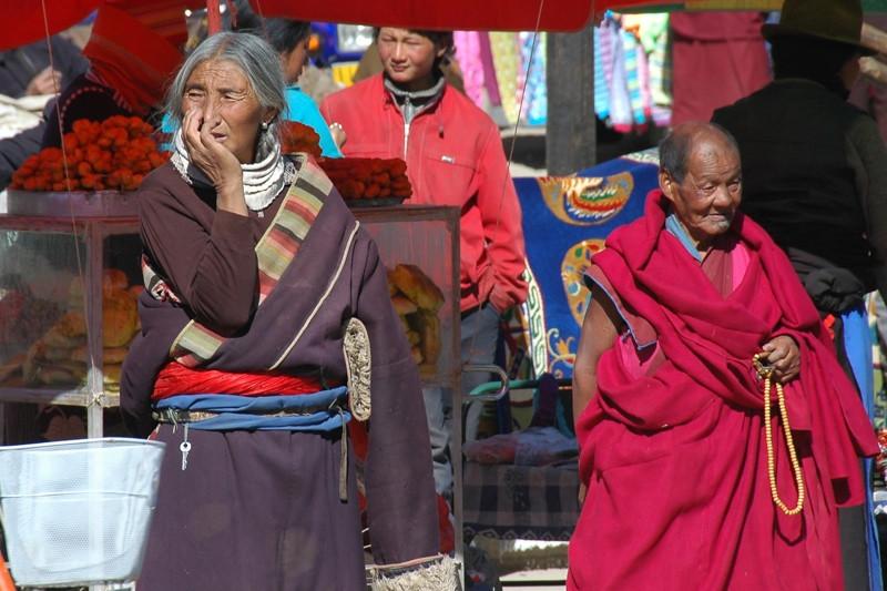 Tibetan Festival - Xiahe, China
