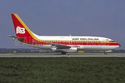 Air Belgium (1st)