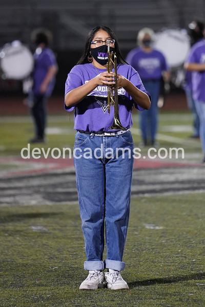 Valley Vista High School Marching Band Oct 24, 2020