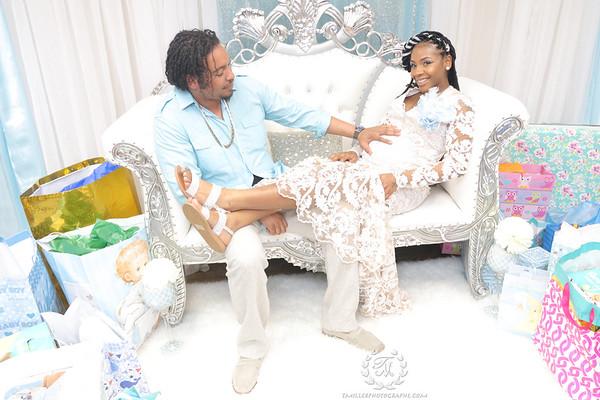 SAMANTHA  & ANDRE BABY SHOWER 2K17