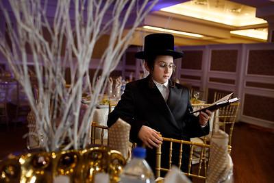 Yitzchak Tauber Bar Mitzvah