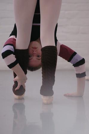 Maggie Muir: Ballerina