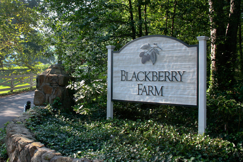 Summer at Blackberry Farm