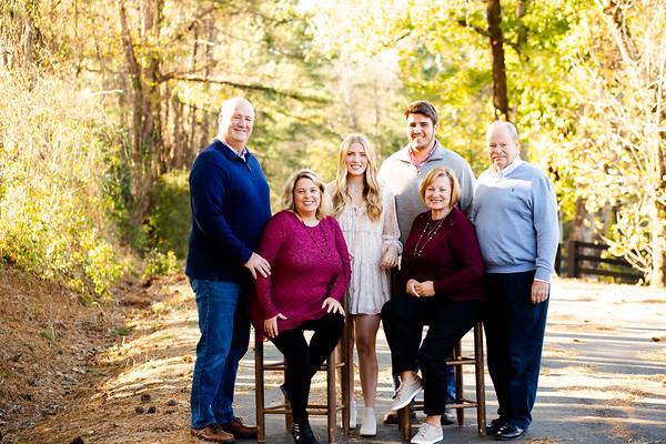 Olson Family 2020