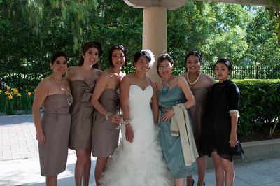 Maya and Joeby's Wedding - Valencia, California (June 12, 2010)