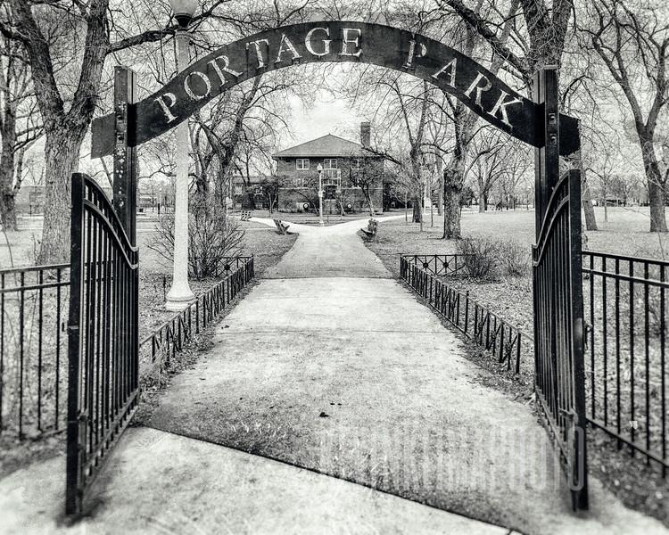 Portage Park, Chicago