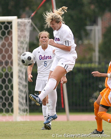 Photo Gallery: UF Soccer defeats Lady Vols 5-1, 9/28/08