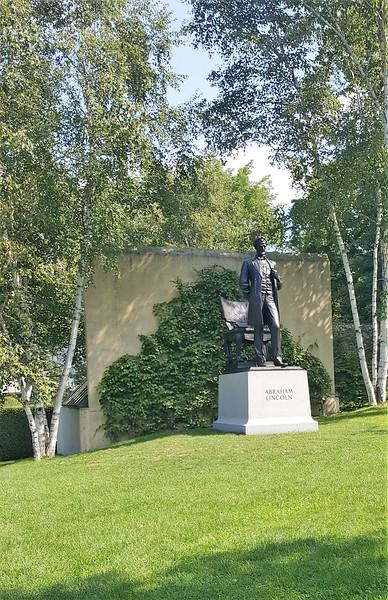 Saint Gaudens National Historic Site 8.26.18