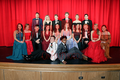 A1 - DALTON SWEETHEART COURT 2019