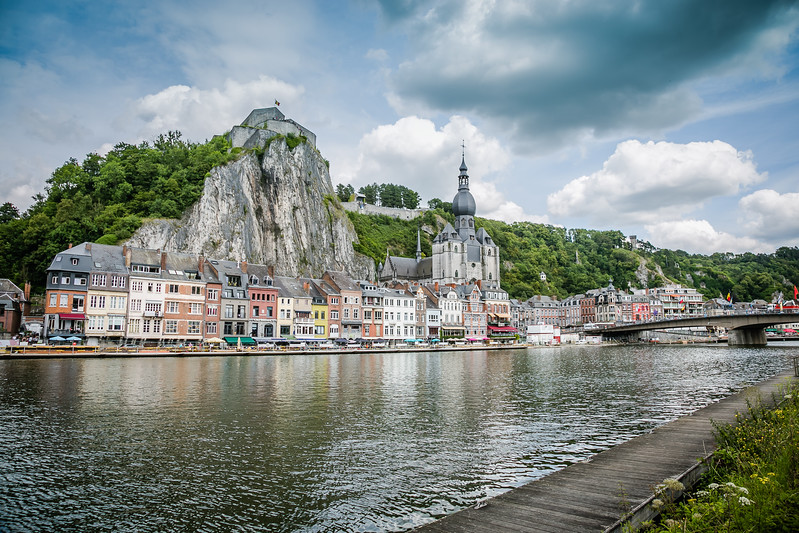 Best Time to Visit Europe Dinant Belgium