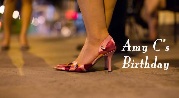 Amy C's Birthday-July 2013