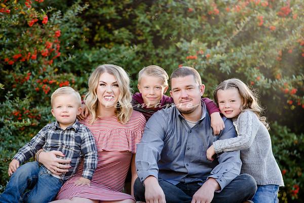 Hall Family