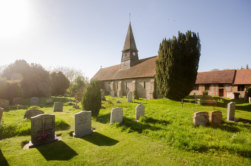 Sydenham Church in Oxfordshire