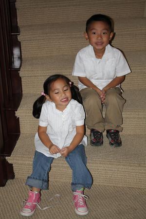 Jake and Kaylee 2010