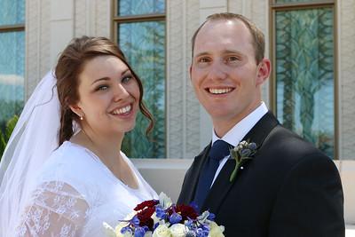 Desiree Mitchell & Colt Marley - Wedding 4-23-16