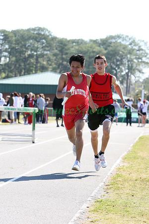 Lafayette High School Track 2007
